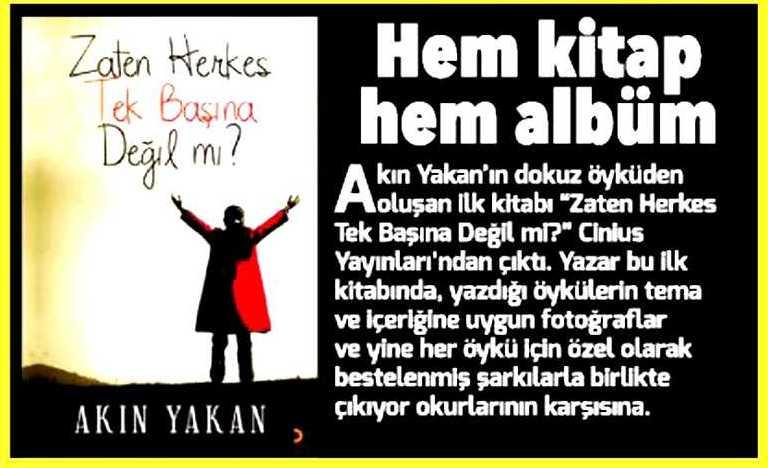 Hem bir öykü kitabı hem bir fotoğraf ve hem de bir müzik albümü/hürriyet kelebek @AkinYakan http://t.co/OaC8F9V5KX