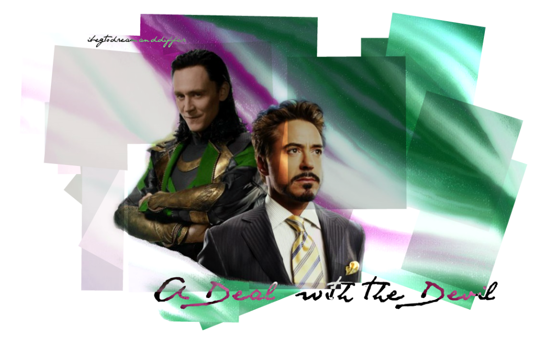 Avengers: A Deal with the Devil - Chapter 1