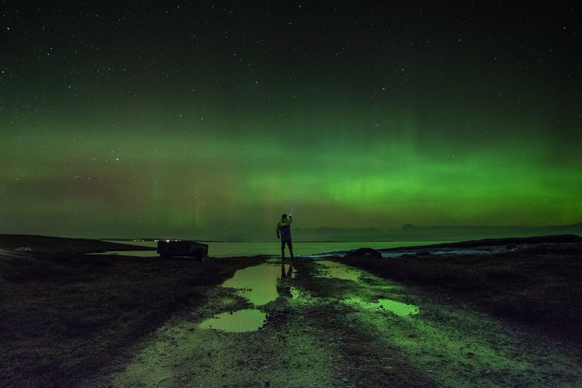 my fav of #Aurora just now, by David John Anderson in Whalsay, Shetland http://t.co/N9rSaSVdjW