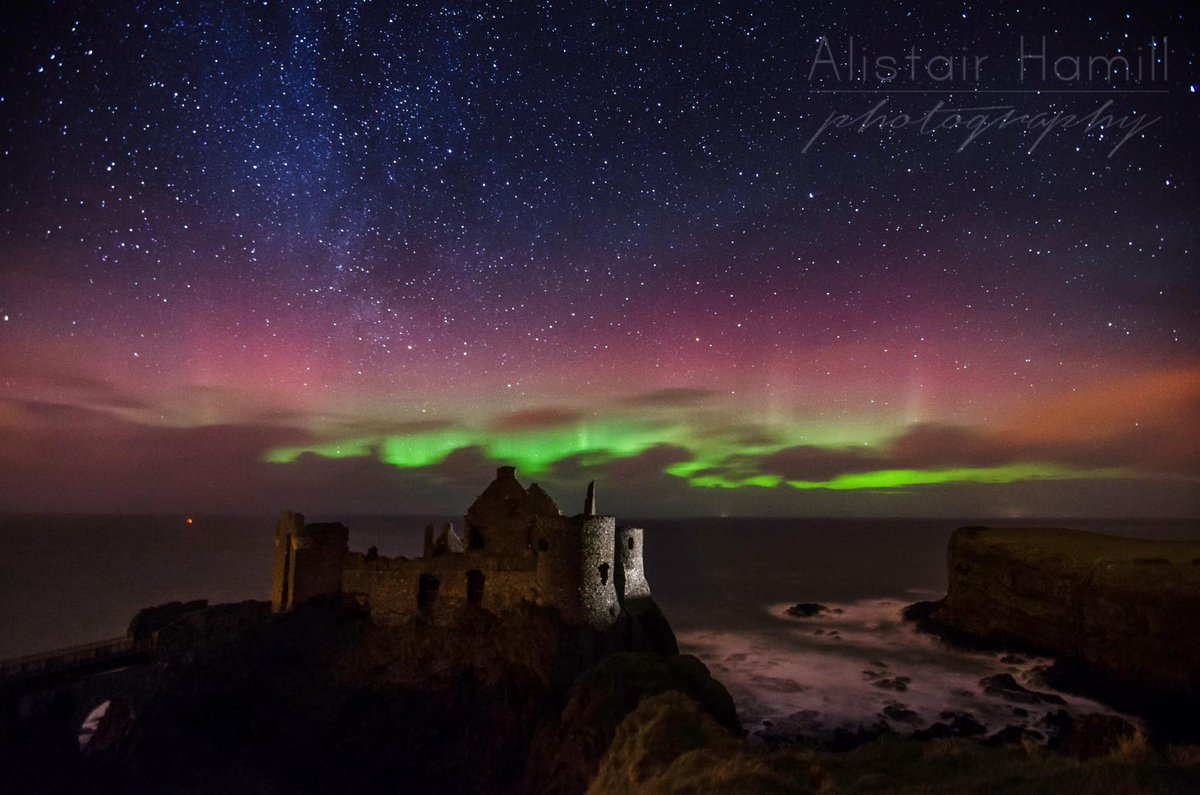 Thumbnail for Photos: Christmas Eve Northern Lights in Ireland!