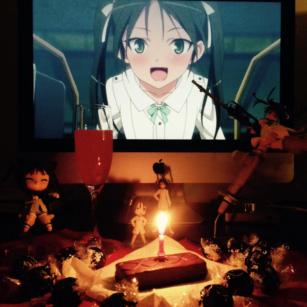 Buon Compleanno Francesca! Happy Birthday Francesca!! #strikewitches http://t.co/drHlKfq4wc
