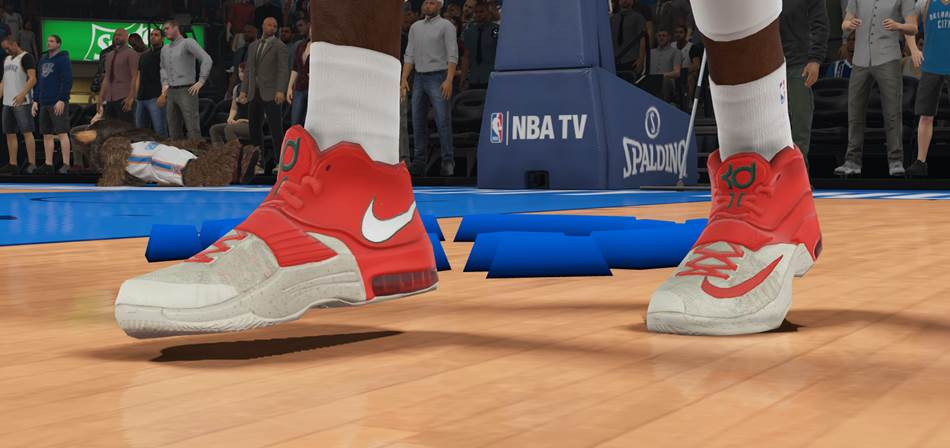 Nba 2k 2k18 On Twitter We Ve Added New Holiday Shoes For Kingjames Kdtrey5 Into Nba2k15 Hope Now To Grab Them Http T Co Qkpmlfval9