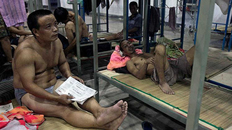 Revelan deplorables condiciones de trabajo en la planta de #Apple en #China http://t.co/WULEO3bkQG http://t.co/0mh0hSgOBZ