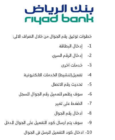 بنك الرياض On Twitter Ab103946 وعليكم السلام هل اتبعت الخطوات