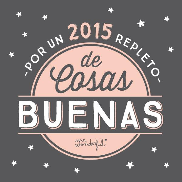 Mr wonderful on twitter por un a o lleno de mil y una - Frases ano nuevo ...
