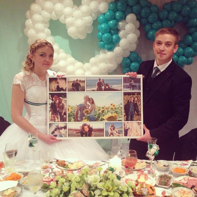 Креативное поздравление от друга на свадьбе