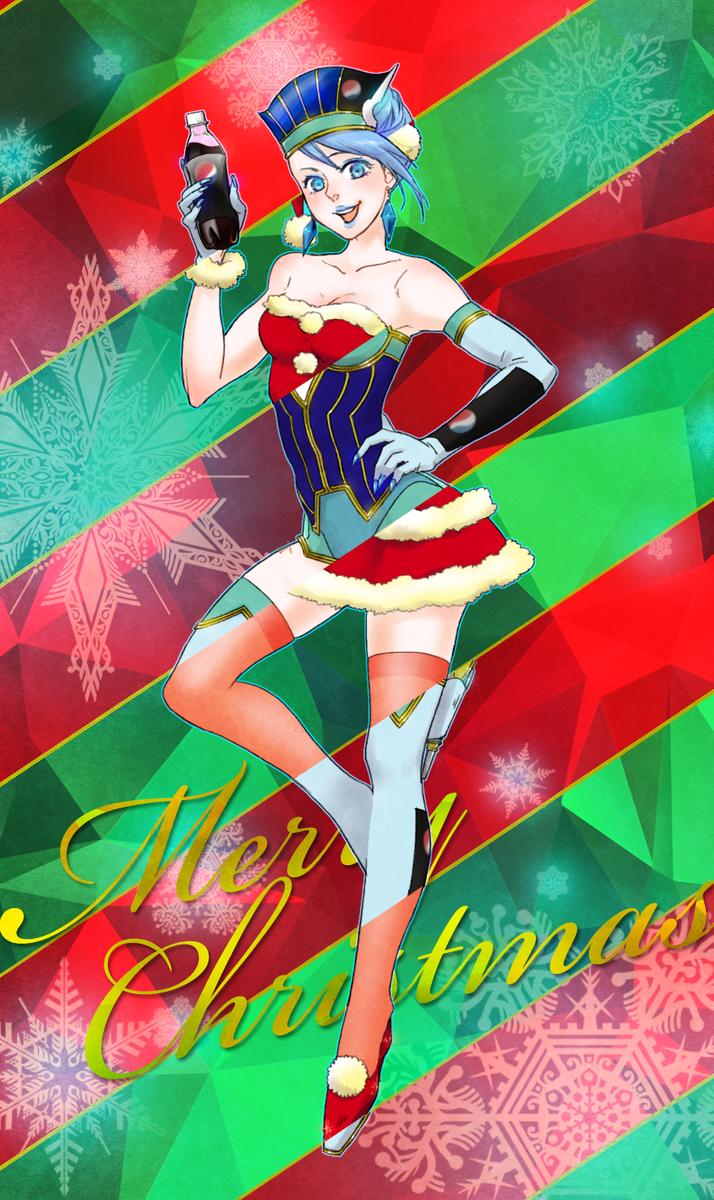 クリスマスのシュテルンにローズちゃんのこんなポスターがあったりしてな~( ˘ω˘ )なんて☆ #2014TBメリクリまつり http://t.co/LJOvN1oSWs