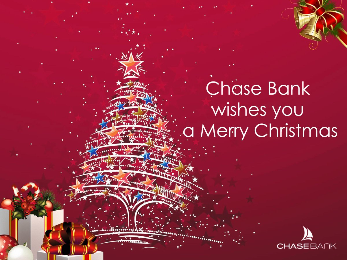 chase bank kenyair on twitter gifts of time and love are surely the basic ingredients of a truly merry christmas peg bracken - Chase Bank Open Christmas Eve