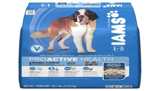 Dog Food Insider On Twitter Iams Proactive Health Adult Weight