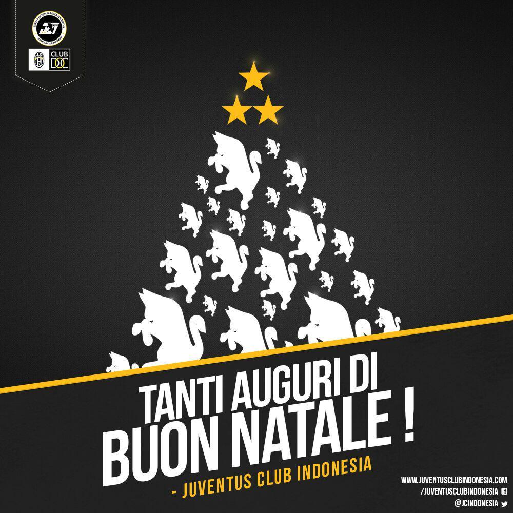 Juventus Buon Natale.Juventini Indonesia On Twitter Buon Natale A Tutti Baci Dall Indonesia Juventusfc Juventusfcen Juventusfcid Http T Co Krsxz9n0op