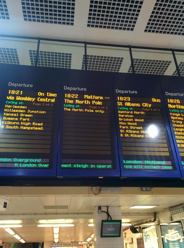 Excellent work, @LondonMidland :) http://t.co/X74drAYDM9