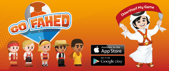 Hi Friends. I have a very big surprise for you tonight at midnight. Get ready for the launch of my new game! #GoFahed http://t.co/4td1LY1sdp