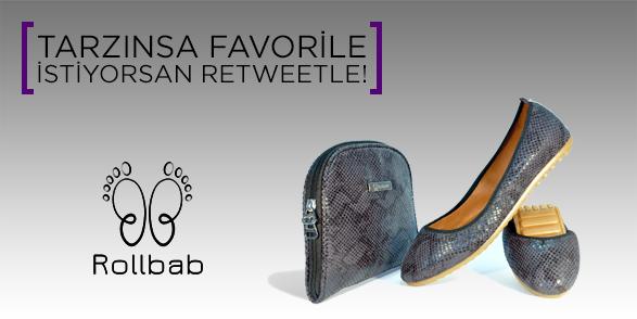 Sürpriz yarışma! Sıradan babetlerden sıkıldıysanız sizleri Rollbab ile tanıştıralım! http://t.co/mLxVi8C6gk http://t.co/iuIywgynP6