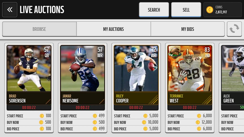 Mut 15 coins i have about 2 8 million madden mobile coins dm me mut15