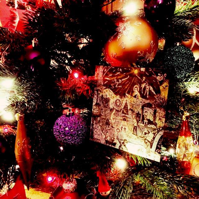 皆さん素敵な時間をお過ごし下さい。メリー・クリスマス。