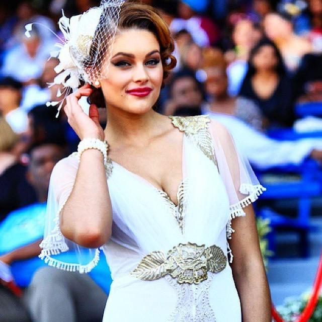 The Official Thread of Miss World 2014 ® Rolene Strauss- South Africa - Page 5 B5osVy7IIAASYN2