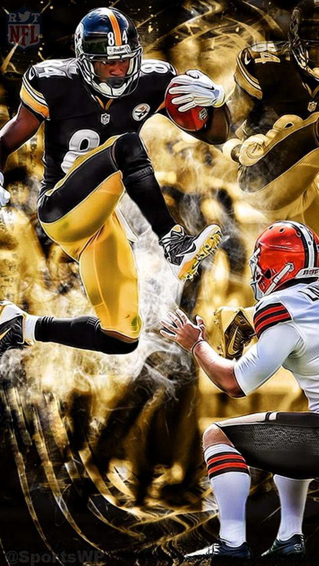 Sports Wallpapers On Twitter Antonio Brown Wallpaper Http T Co Ss43byj5nx