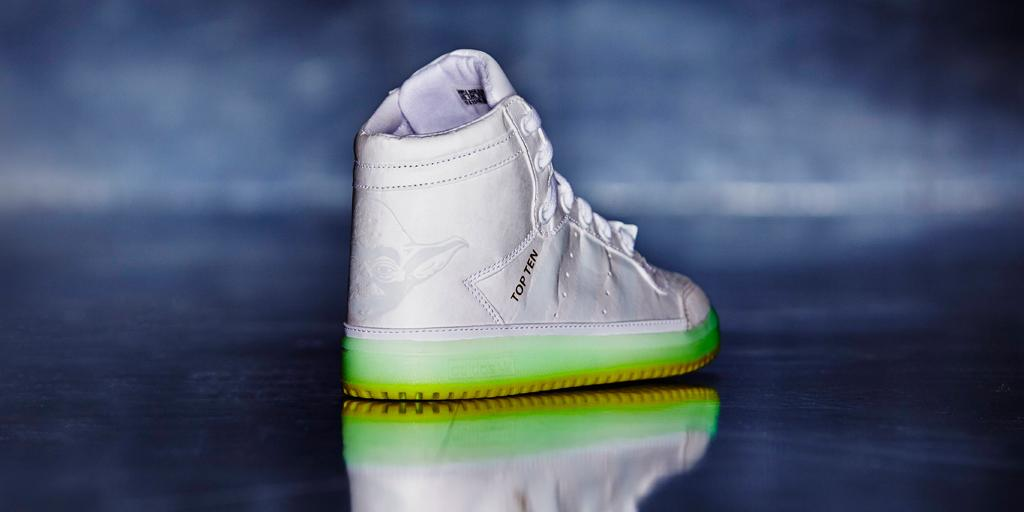 adidas star wars top ten yoda