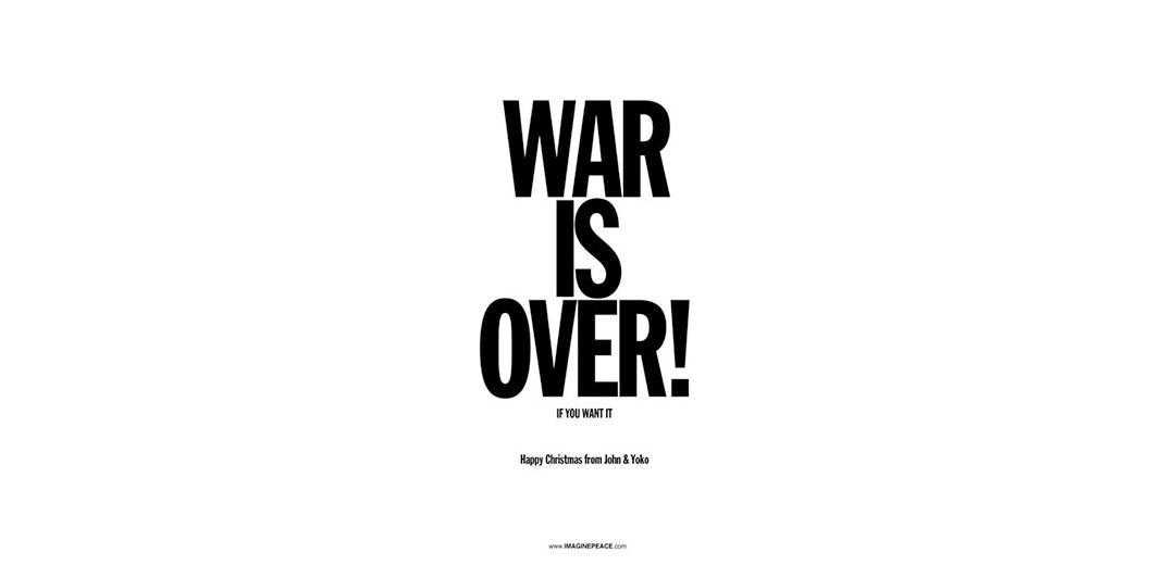 #WARISOVER (If You Want It) #English http://t.co/TP0fJrAadv http://t.co/ECqCscZiDc