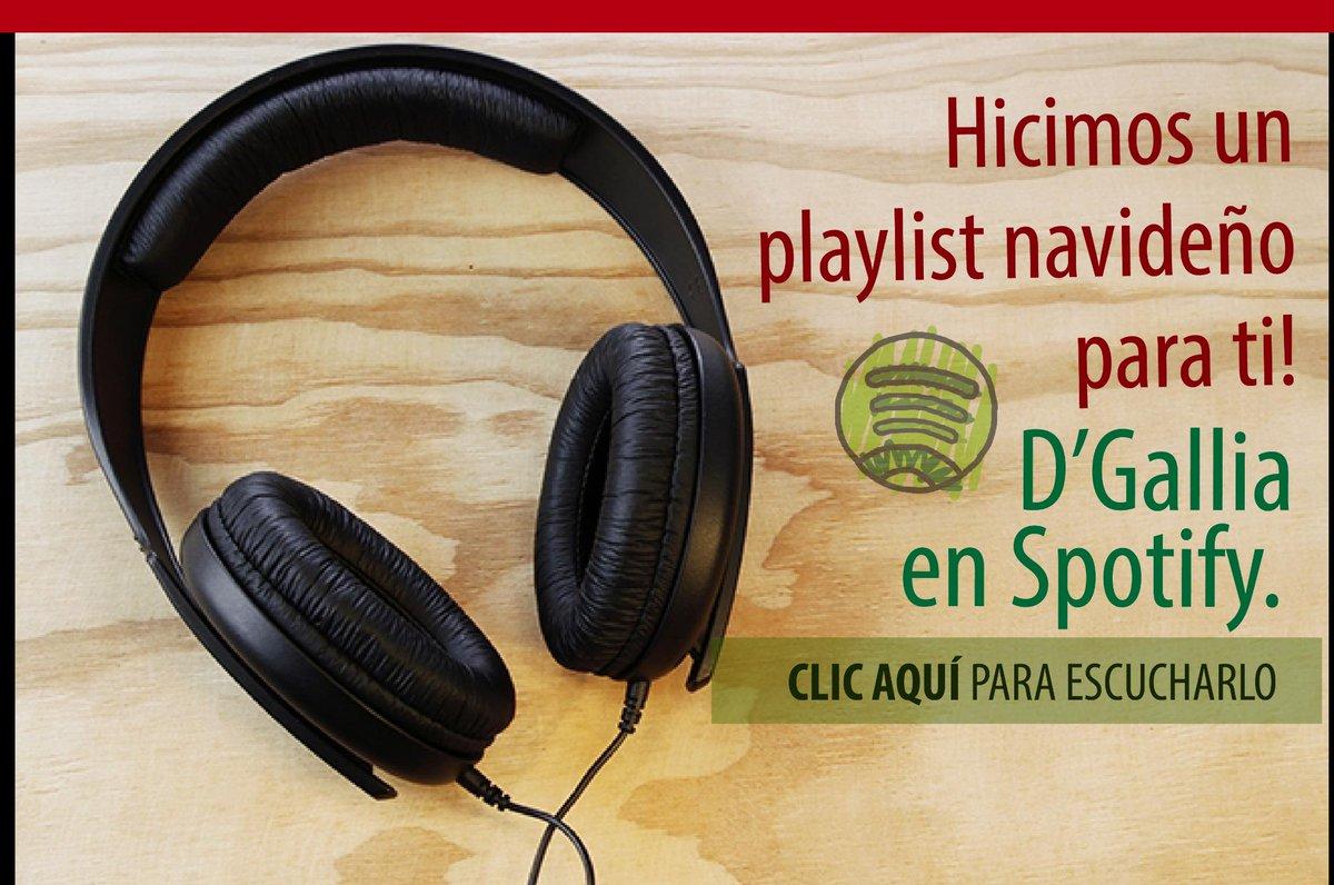 Hicimos un playlist navideño para ti en Spotify! Clic para escucharlo ;) http://t.co/jT2wpj2qZW http://t.co/eXQKx1w7lh
