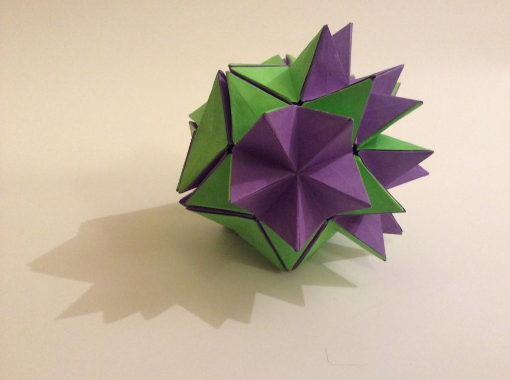 Clarissa grandi on twitter all done origami revealed flower 0 replies 0 retweets 1 like mightylinksfo