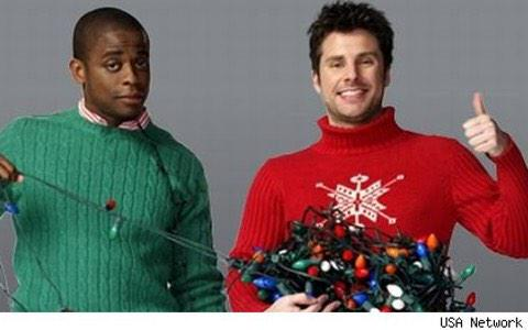 #MerryChristmas, PsychOs. We miss you too. Now, go have some rum balls. #Rum #Balls #DeliciousFlavor @Psych_USA http://t.co/pVtymdaTOi