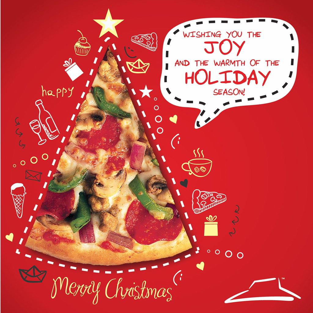 Is Pizza Hut Open On Christmas.Pizza Hut Phils On Twitter Vieolopez Merry Christmas Bae