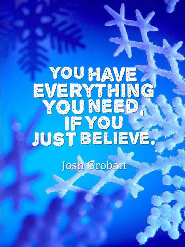 You have everything you need if you just #BELIEVE #JoyTrain #SuccessTRAIN <br>http://pic.twitter.com/FDaYjccJ5F RT @PinkChocoCandy @ninscrystal