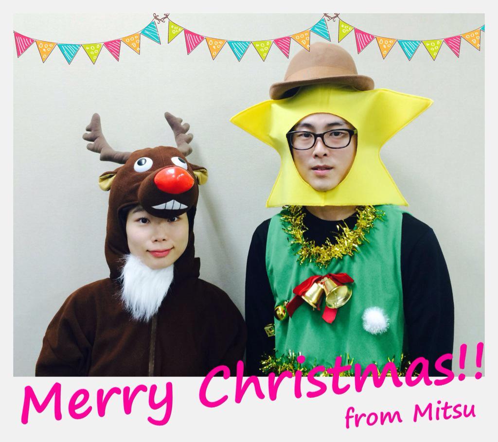 Merry Christmas!!  #蜜 http://t.co/MqhEYilfYN