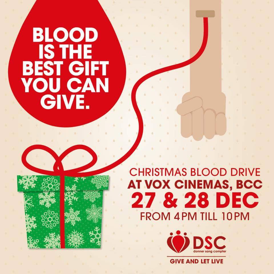 Christmas Blood Drive.Donner Sang Compter V Twitter Merry Christmas From The Dsc