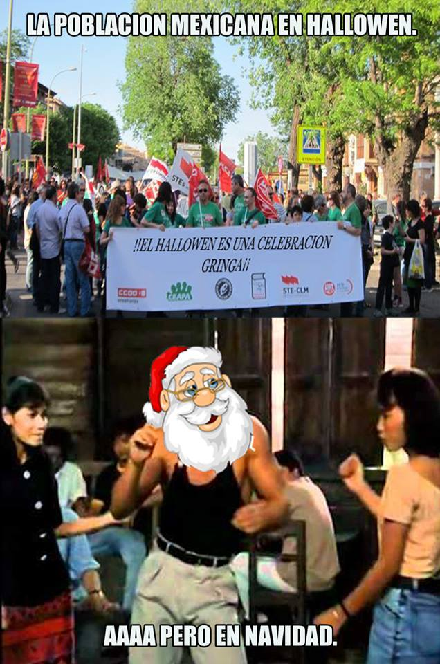 Memes navideños invaden las redes sociales