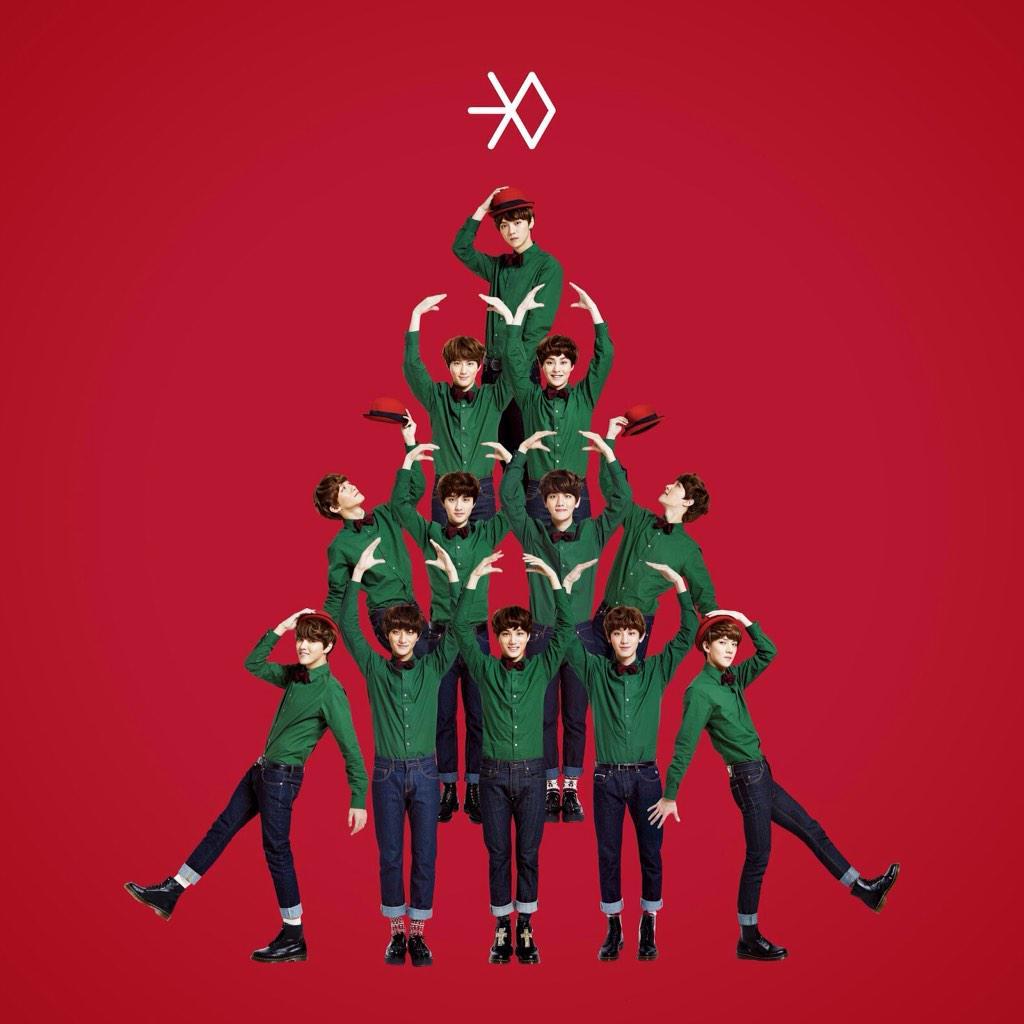 Imagini pentru exo miracle in december