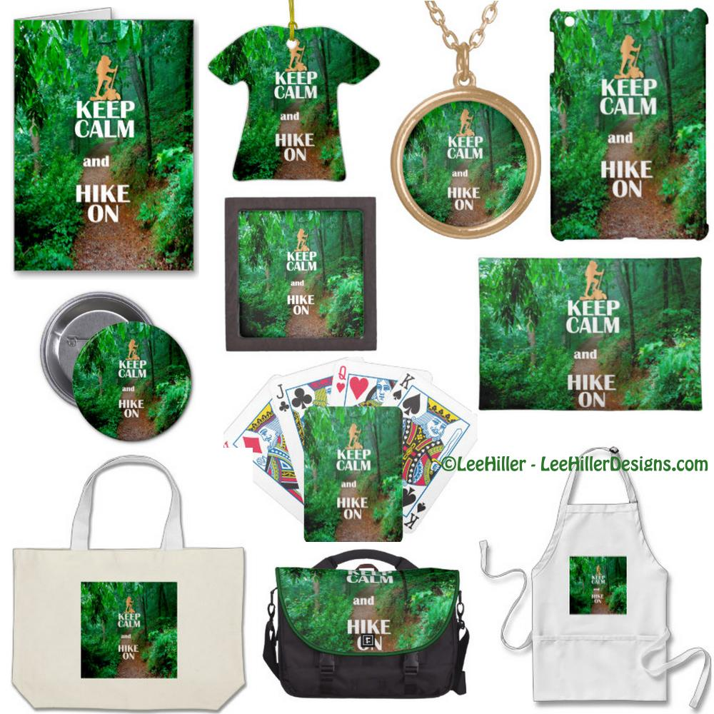 #KeepCalm and #Hike On <br>http://pic.twitter.com/xkinbBRmFj #Gifts #HomeDecor #Apparel Playing #Cards #Buttons #Placemat #Bags  http:// bitly.com/ZLHKeepCalmHike  &nbsp;