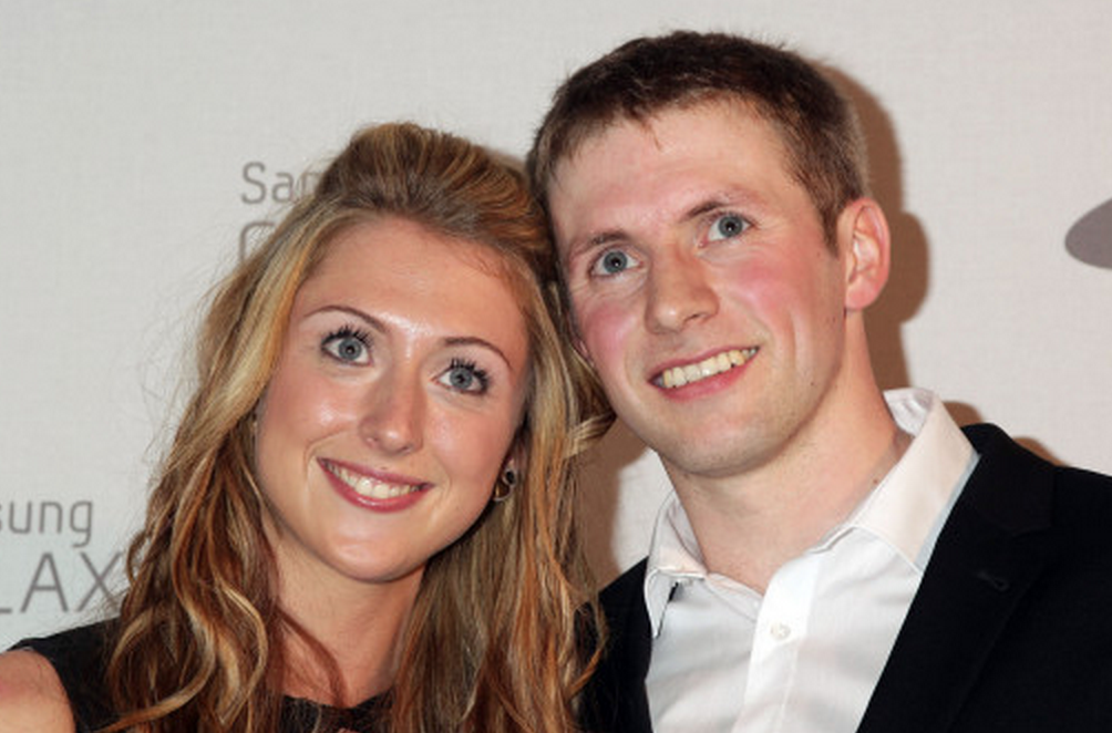 Wedding Wheels Olympic Cyclists Laura Trott Jason Kenny Announce Christmas Day Engagement Http
