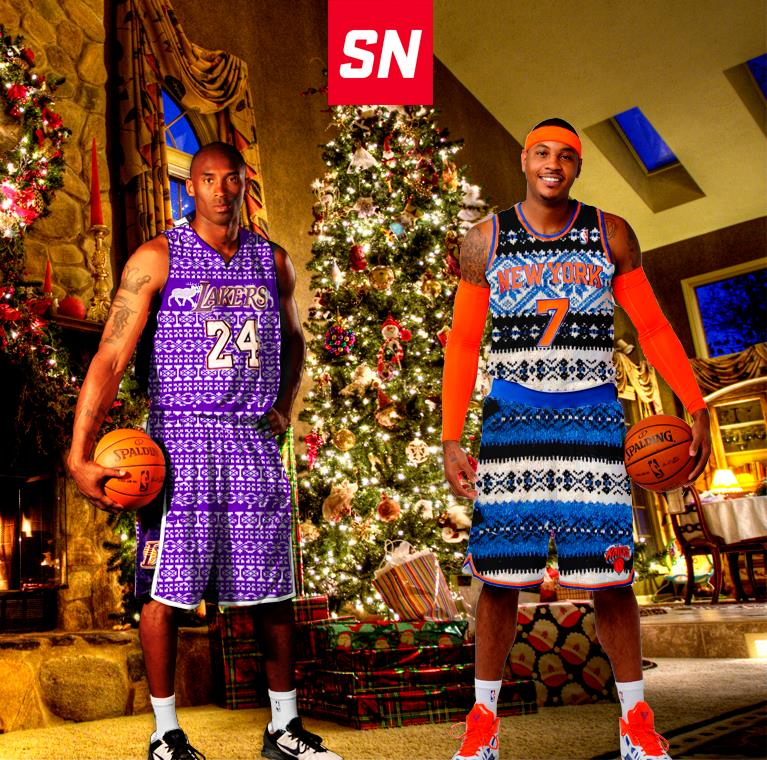 c3f164d42f8 the only thing that could make christmas day nba games better christmas  sweater jerseys