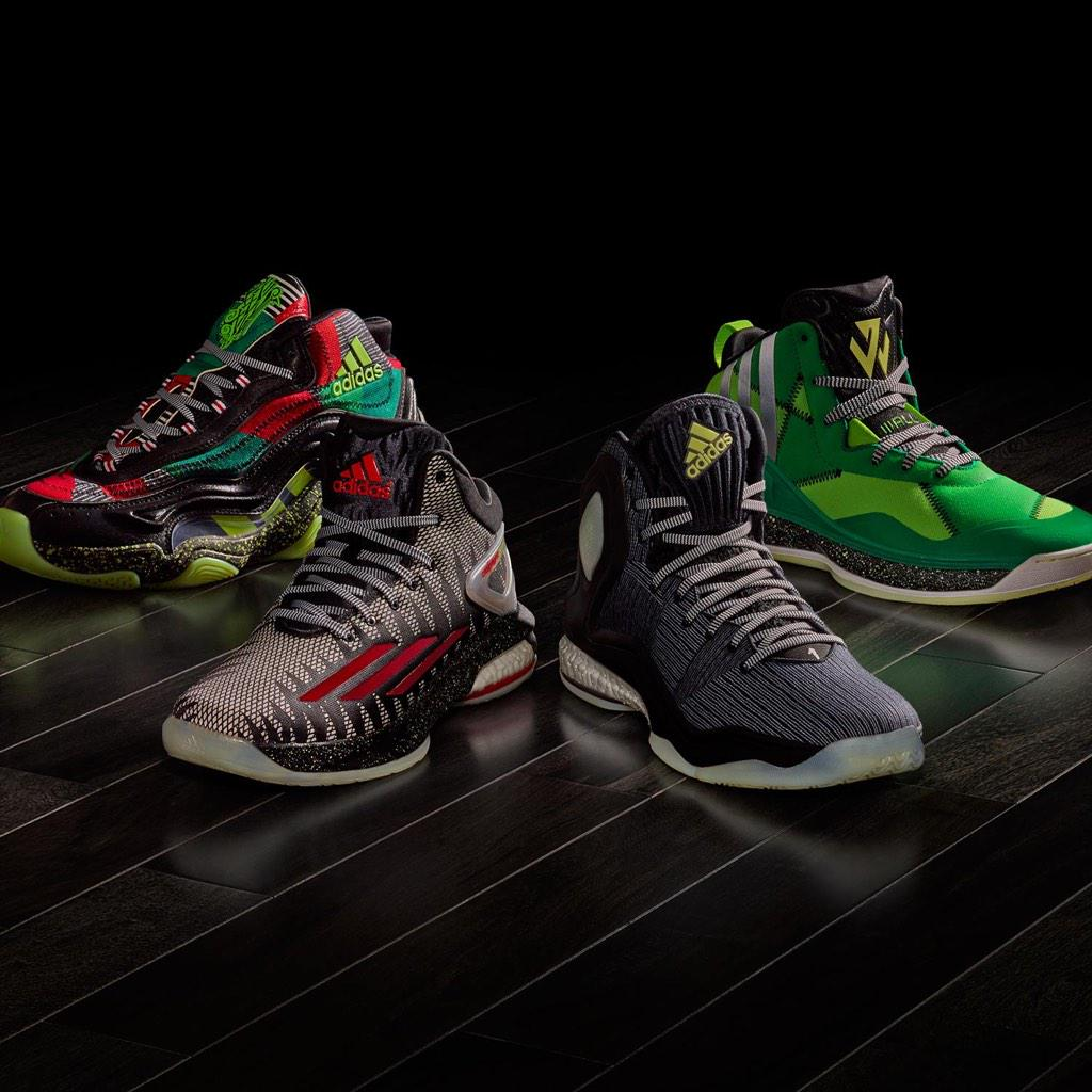 Ehh RT  adidasHoops  Check out the Bad Dreams Collection on court today.   NBAXmasKickspic.twitter.com arqmAdAOVP ba102e823