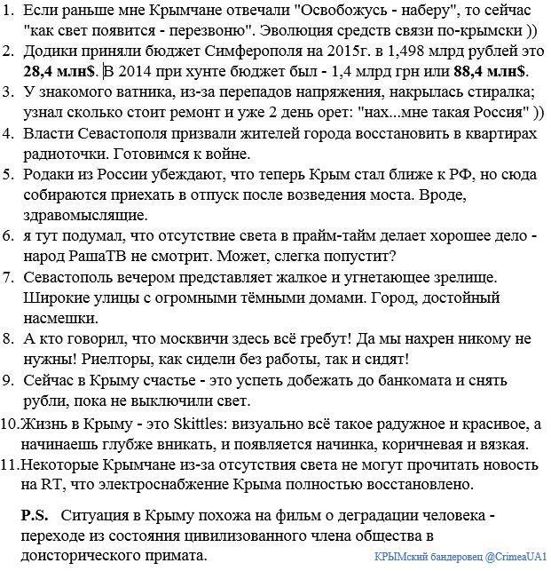 """Путинские марионетки """"национализировали"""" газопроводы частных компаний в аннексированном Крыму - Цензор.НЕТ 1783"""
