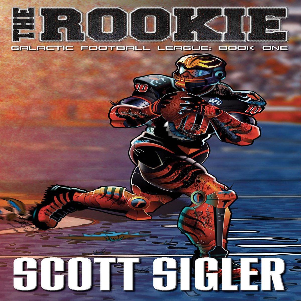 Set your timers!   1/1/15, @scottsigler's The Rookie will be back on http://t.co/RwPYMgCLhe!  GO KRAKENS! http://t.co/0gIsHbD2HU
