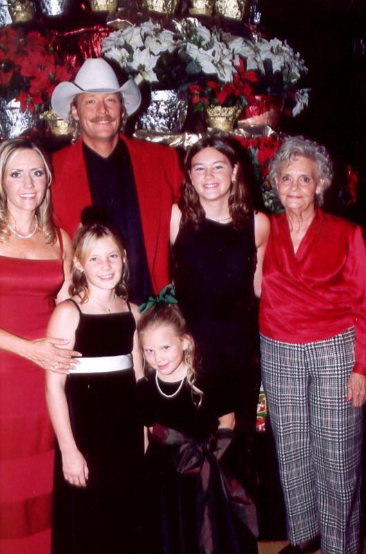 Alan Jackson Christmas.Alan Jackson On Twitter A Jackson Family Christmas