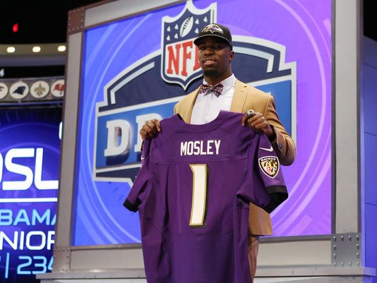 #Ravens LB CJ Mosley is the 1st rookie in franchise history to make the NFL Pro Bowl. #rolltide HT @BamaProUpdates http://t.co/w3BNhOAQfU