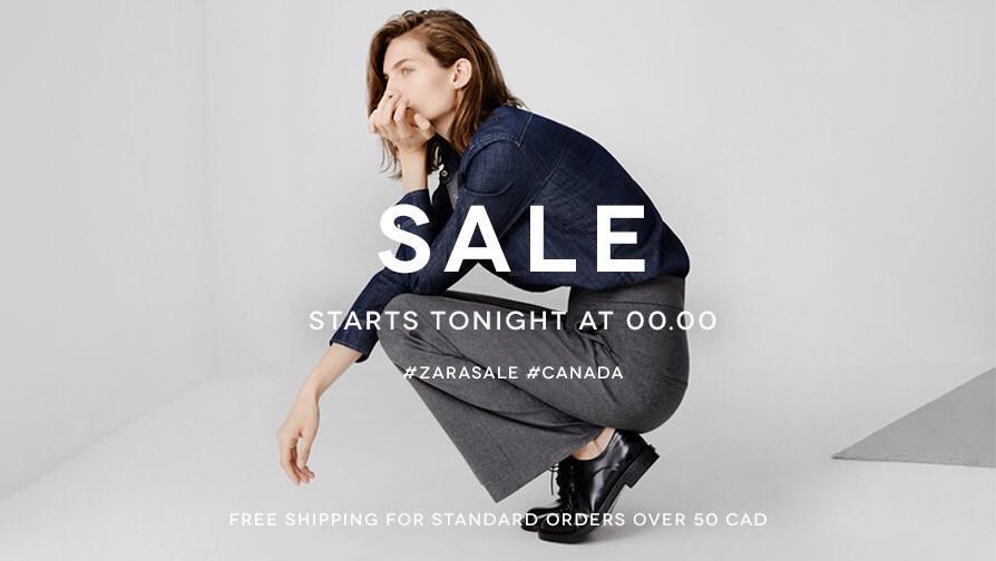 Zara on twitter canada sale starts tonight at 0000 online zara canada sale starts tonight at 0000 online zarasale http zaraca picittercva4w5hbhd aacvelasco stopboris Images