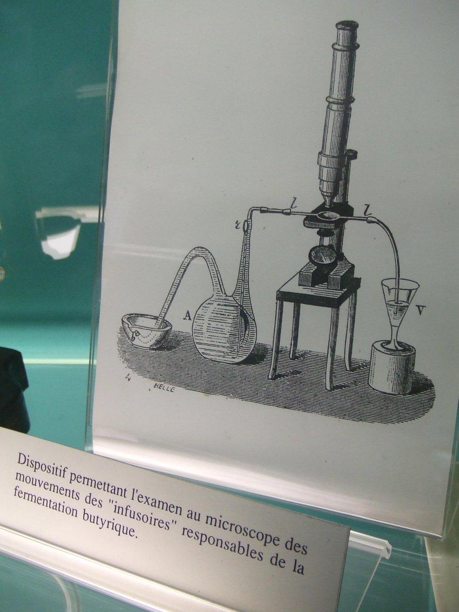 #Pasteur descubrió la vida anaeróbia, microorganismos para los que el oxígeno les es tóxico y así explicó la gangrena http://t.co/dF2Zp1w9p1