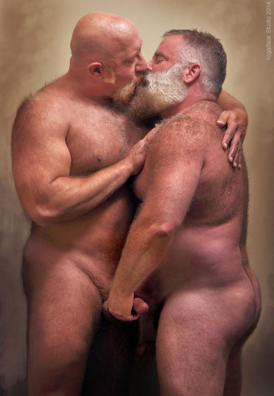 Bear gay hairy boys
