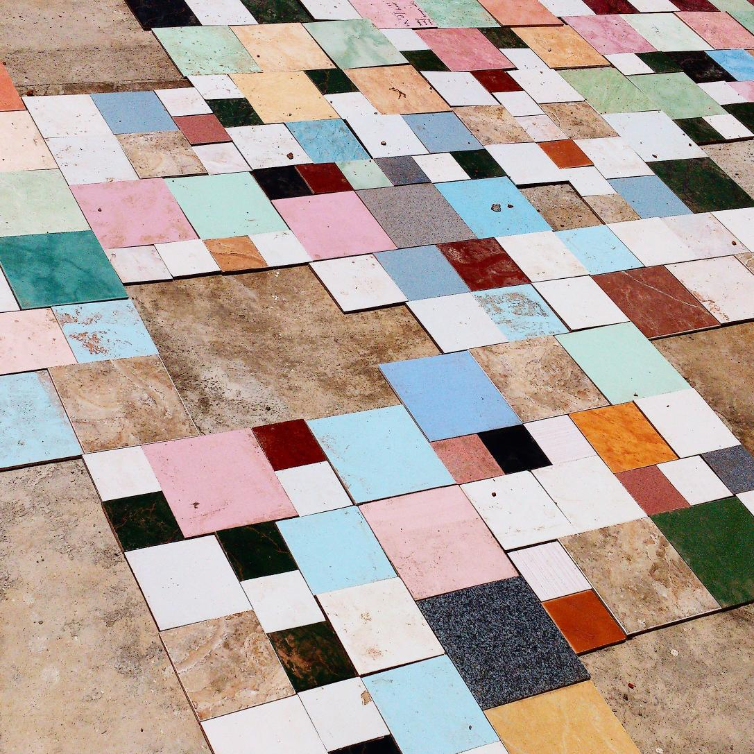 Lallenda lallenda twitter ceramic tile recycle alternative architecture budget flooring studiolallendapicitter7nuwwh2jo8 dailygadgetfo Images