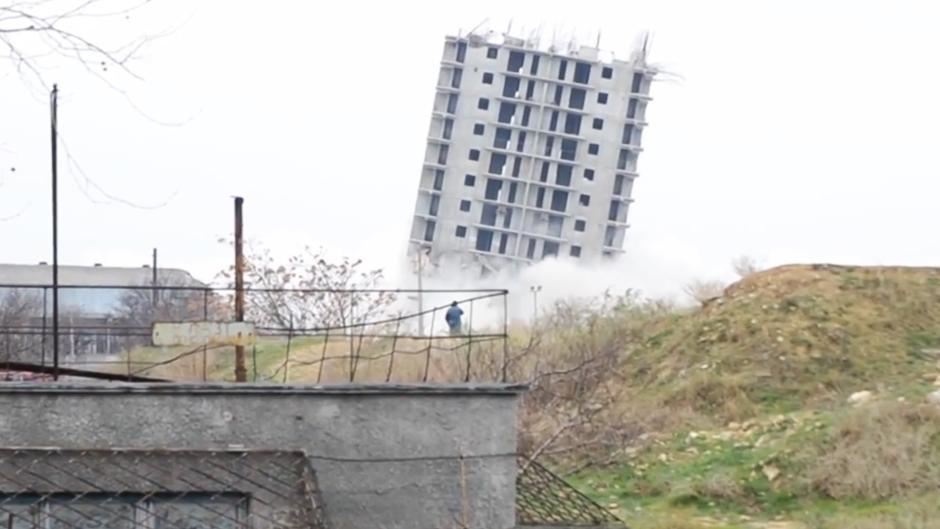 В центре Киева горит ресторан - Цензор.НЕТ 2105