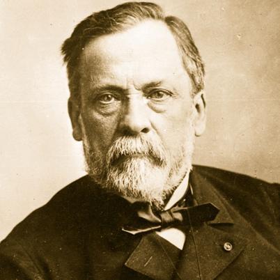 """Hoy es el cumpleaños de Louis #Pasteur, nació el 27/12/1822,  pionero de la """"Edad de Oro de la Microbiología"""" http://t.co/iY2p4rIfCY"""