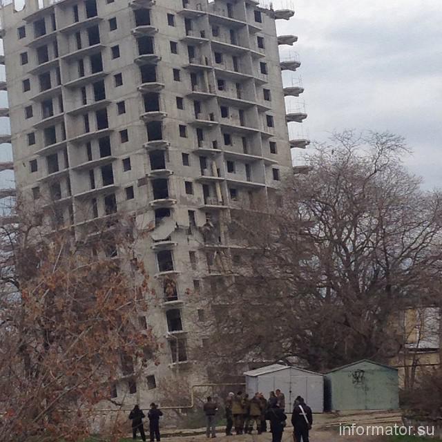 """""""И не упал! Фокус не удался!"""", - неудачная попытка подрыва недостроенного дома в Севастополе - Цензор.НЕТ 7211"""