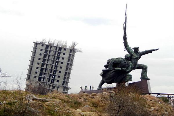 "Путинская марионетка Аксенов: ""Враги нам постоянно хотят досадить - свет отключают"" - Цензор.НЕТ 9706"