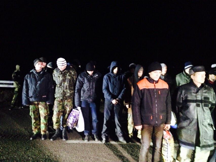 В СБУ подтвердили, что состоялся успешный обмен пленными на Донбассе - Цензор.НЕТ 7396