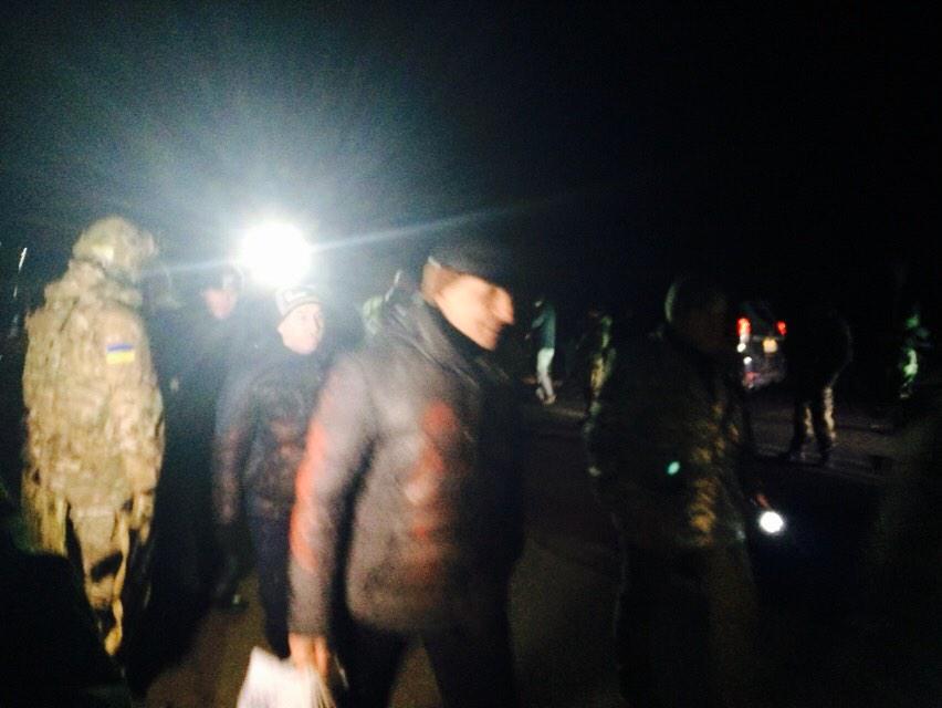 В СБУ подтвердили, что состоялся успешный обмен пленными на Донбассе - Цензор.НЕТ 8346